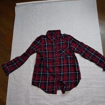 イング    チェックシャツ