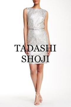 3.8万 タダシショージ ドレス ワンピース 結婚式 シャネル
