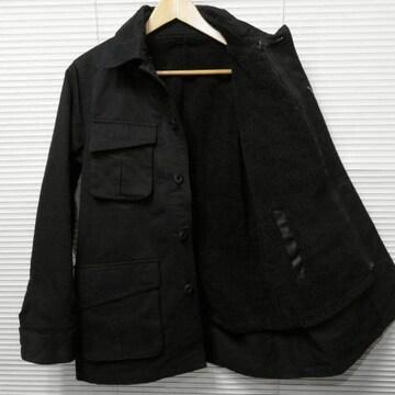 M&S/3WAYミリタリージャケット ボアライナーMA-1/BLK/M 特価