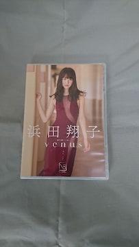 新品同様:浜田翔子:DVD/venus