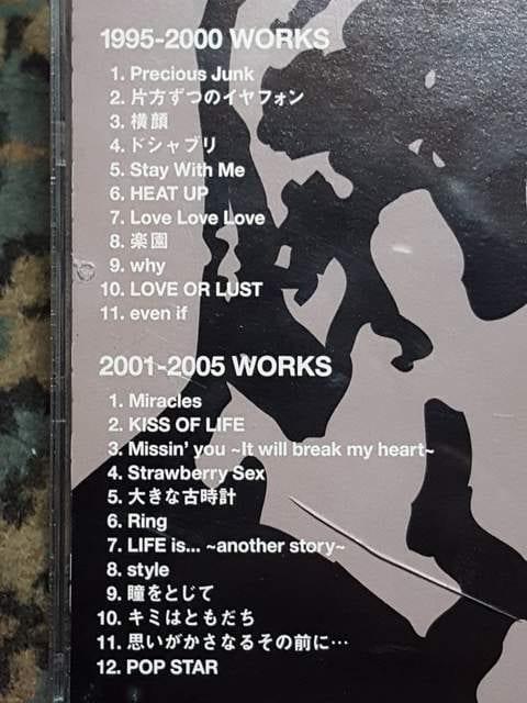 平井堅 歌バカ 2枚組ベスト < タレントグッズの
