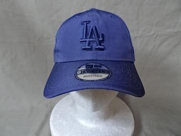 NEWERA 9TWENTY MLBドジャースLA刺繍CAP