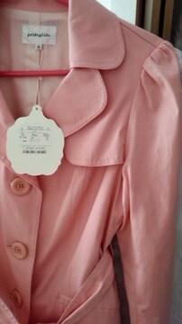 ☆新品☆prideglideのピンクコート☆