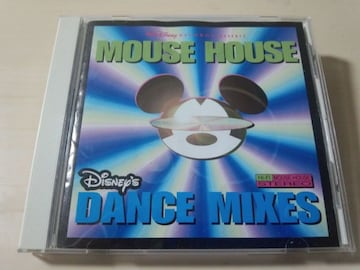 CD「マウス・ハウスMOUSE HOUSE DISNEY'S」ディズニー廃盤●