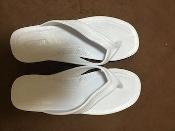 島サンダル ギョサン ホワイト