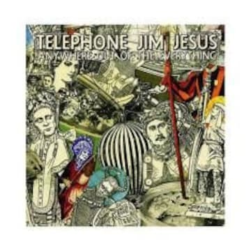 telephone jim jesus anywhere out of the everyパンチカット有