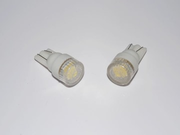 T10/T16 LED 8000K ショート 拡散