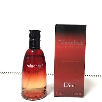 ディオール ファーレンハイト 50ml  EDT  香水 Dior