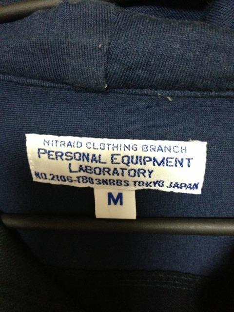 NITRAID フードシャツ < ブランドの
