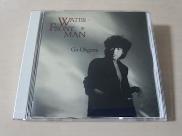 大神剛CD「ウォーター・フロント・マンWATER FRONT MAN」●