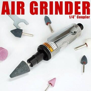 小型エアーグラインダー 高速エアールーター エアリューター
