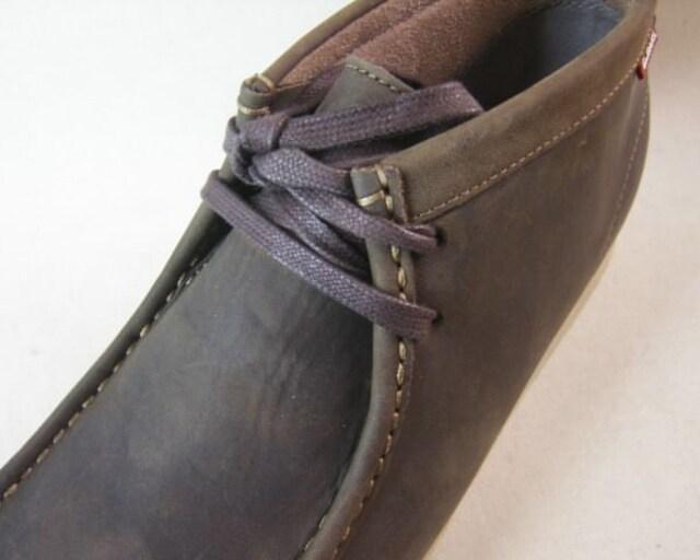 クラークスCLARKS新品PADMORE�Uミッドカット ブーツ63370us9 < ブランドの