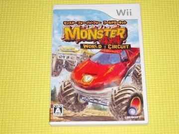 Wii★モンスター4×4 ワールドサーキット