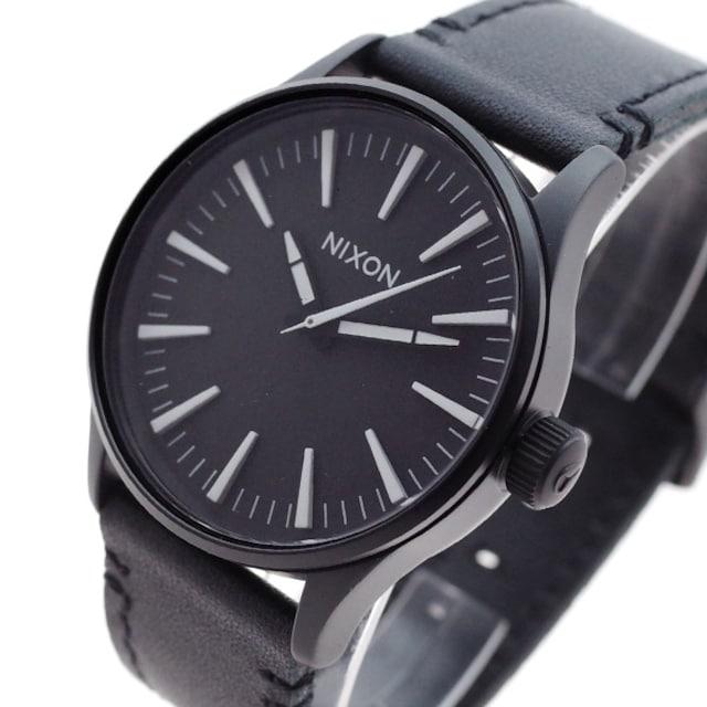ニクソン NIXON 腕時計 メンズ A377005 ブラック  < ブランドの