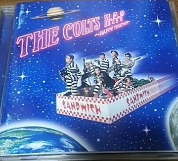 CD THE COLTS ハッピートゥゲザー 帯なし コルツ 岩川浩二マックショウ