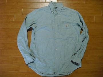 ポロ ラルフローレン オックスフォード BDシャツ USA-M