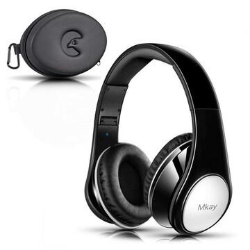 ワイヤレスヘッドフォン 密閉型 高音質 Bluetooth V4.2
