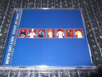 SUNNY DAY SERVICE『PARTY LOVE ALBUM』廃盤美品(曽我部恵一)