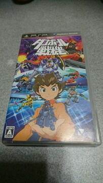 PSP!完品!ダンボール戦機!のソフト!