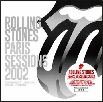 廃盤   ROLLING STONES   PARIS SESSIONS 2002 (1CD)