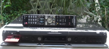 SHARP/DV-ACW52;地デジ/HDD/DVDレコーダ中古完動