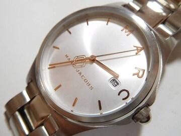 マークジェイコブス の腕時計クォーツ製メンズ 動作確認済!