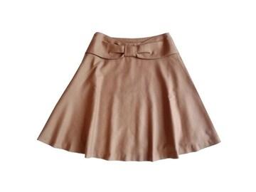 Tiara ティアラ メルローズ リボン モチーフ フレア スカート 3