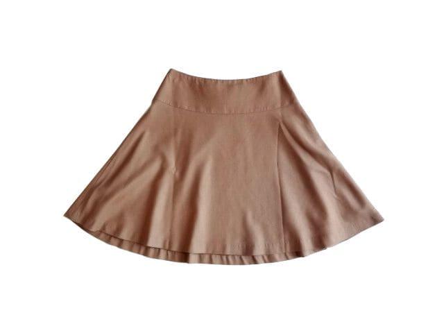 Tiara ティアラ メルローズ リボン モチーフ フレア スカート 3 < ブランドの