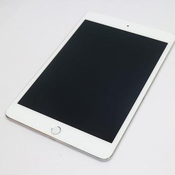 ●美品●docomo iPad mini 4 Cellular 128GB シルバー●