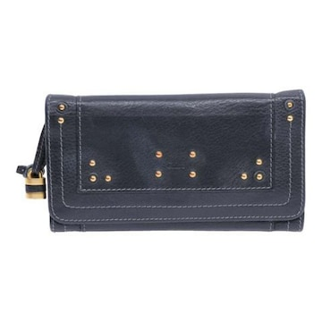 クロエ パディントン 二つ折り長財布 ブラック【送料無料】