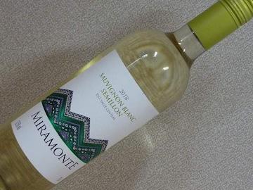 チリワイン  ミラモンテ 白 750ml
