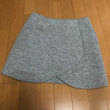 EMODA☆パンツインスカート☆グレー☆M