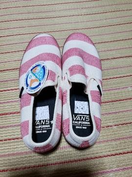 VANSスリップオン靴