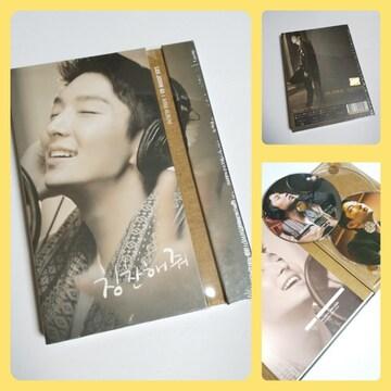 レア★イ・ジュンギ【廃盤】褒めてくれ[CD+DVD付+写真集]新品