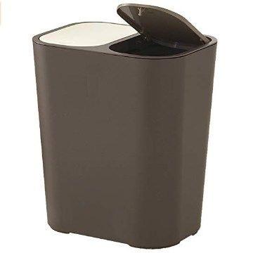 ★なぜか大人気★ 分別ゴミ箱 2種類に分別 15L