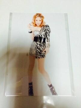 ★浜崎あゆみ/『cross road』オリジナル・ポストカード★