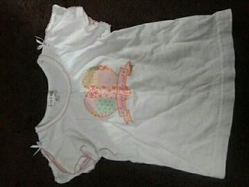 女児 100 Tシャツ 中古