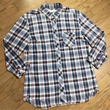 美品J.N.R.D チェックシャツ ジュンメン