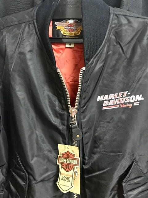 ハーレーダビットソン ジャンパー☆☆☆新品☆☆☆ Mサイズ < ブランドの