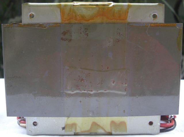 ACトランス/ウス型27Vセンタータップ付/L3091未使用品6.3 < 家電/AVの