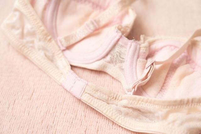 2138 ふわふわピンクブラ B65 < 女性ファッションの