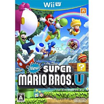 WiiU》NewスーパーマリオブラザーズU [176000014]