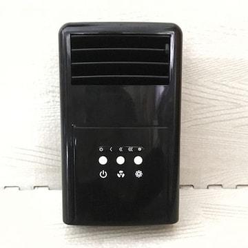 【used】USB扇風機/MCO/ミヨシ/風量&風向き調節OK/黒