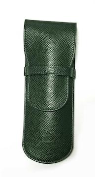 正規新品同様ルイヴィトンタイガレザーペンケースM30364