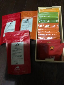 ルピシア紅茶セット