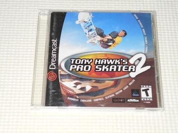 DC★TONY HAWK'S PRO SKATER 2 海外版