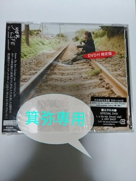 you2007年「LIFE」2nd初回盤◆新品即決