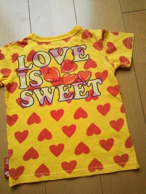 LoveRevolutionラブレボリューション110リボンTシャツ < ブランドの