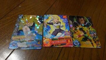 ドラゴンボールヒーローズ カード6枚セット