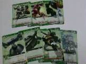 ガンダムNEX-A非売品ユニット8枚セット